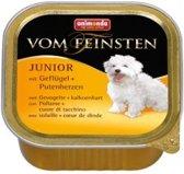 Animonda Vom Feinsten Junior - Gevogelte/Kalkoenhart 22x150 gr.