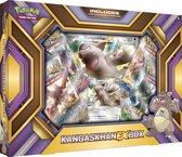 Pokémon Kangaskhan EX Box - Pokémon Kaarten