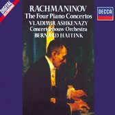 Rachmaninov: The Four Piano Concertos / Ashkenazy, Haitink