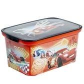 Curver Decobox Amsterdam Opbergbox - S - Kunststof - Disney Cars