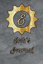 Erik's Journal