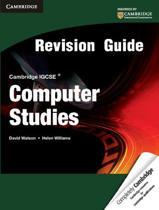 Cambridge IGCSE Computer Studies Revision Guide