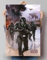Star Wars Rogue One Rogue One - Poster 61 x 91.5 cm