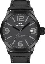 TW Steel - Heren Horloge TWMC52 Marc Coblen - Zwart - Maat one size