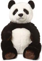 WWF Panda Zittend - Knuffel - 47 cm