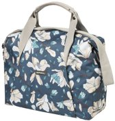 Basil Magnolia Carry All Bag - Fietstas - 18 l - Teal Blue