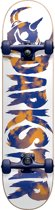 Darkstar Ultimate Premium Complete Skateboard Blue/Orange 7.625