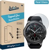 Just in Case Tempered Glass (0.2mm) Samsung Gear S3 / Gear S3 Classic - Arc Edge