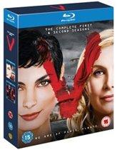 V - Seizoen 1 & 2 (Blu-ray) (Import)