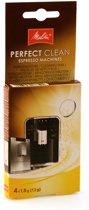 Melitta Perfectclean Espresso Machines -  Reinigingstablet 4 stuks in doosje