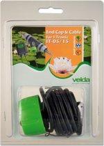 Velda End Cap + Cable IT-05/15