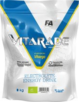 FA Fitness Authority VITARADE Electrolyte Energy Drink 1KG Lemon