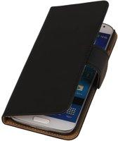 Wicked Narwal | bookstyle / book case/ wallet case Hoes voor BlackBerry Z10 Zwart