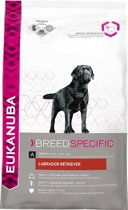 Eukanuba Labrador Retriever - Breed Specific - Hondenvoer - 12 kg