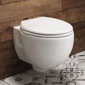 Hangend Toilet Clasia Grifa + Softclose Quick Release Zitting