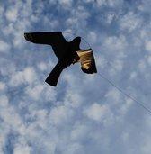 Black Hawk Kite vogelverschrikker (reserve vlieger)