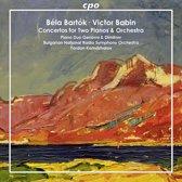 Bela Bartok, Victor Babin: Concertos for Two Pianos & Orchestra