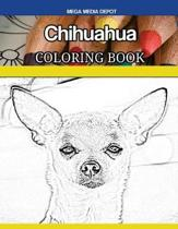 Chihuahua Coloring Book