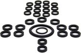 Gasket kit for water pipe suitable for Volvo Penta