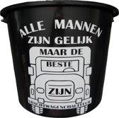 Klusemmer Alle Mannen Vrachtwagenchauffeur