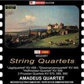 Mozart: String Quartets (Between 19