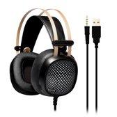 Promate Valiant - Over-Ear Professionele Gaming Headset met Microfoon (Zwart)