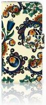 Huawei Mate 10 Pro Boekhoesje Design Barok Flower