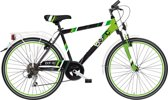 Mbm District - Kinderfiets - Jongens - Zwart;Groen - 20 Inch