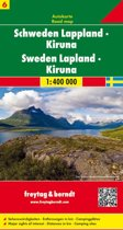 FB Zweden, blad 6 Lapland • Kiruna