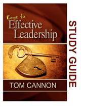 Keys to Effective Leadership - Study Guide