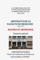 Abstracts de la Faculte de Medecine (2003-2013)