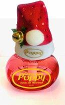 Poppy Luchtverfrisser Aardbei met kerstmuts - Poppy Grace Mate - Poppy - Poppy Luchtverfrisser - Kerstmuts met Poppy - Originele kerstmuts - Vrachtwagen Accessoires - Luchtverfrisser Huis - Wonen - Boot - WC