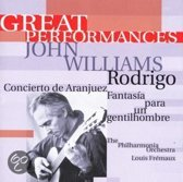 John Williams Plays Rodrigo