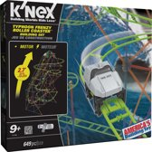 K'NEX Typhoon Frenzy Coaster