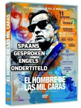 El Hombre De Las Mil Caras (Import) (dvd)