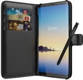 BeHello Samsung Galaxy Note 8 Wallet Case Black