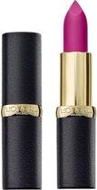 L'Oréal Paris Color Riche Matte Lippenstift - 472 Purple Studs