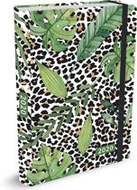 Agenda leopard leaves 2019-2020 - Luipaardprint - 16 maanden
