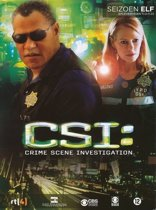 CSI: Crime Scene Investigation - Seizoen 11 (Deel 2)