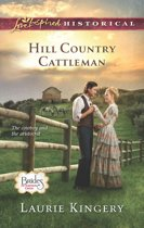 Hill Country Cattleman (Mills & Boon Love Inspired Historical) (Brides of Simpson Creek - Book 6)