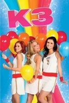 K3 Ballonnen - Mini Poster