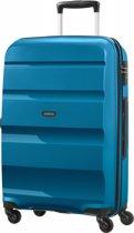 American Tourister Bon Air Spinner Spinner Reiskoffer (Medium) - 57,5 liter - Seaport Blue
