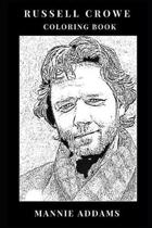 Russell Crowe Coloring Book