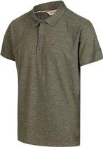 Regatta-Manzo-Outdoorshirt-Mannen-MAAT XL-Groen