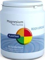 Plantina Magnesium met Taurine - 90 tabletten
