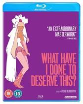 What Have I Done To Deserve This (import) (dvd)