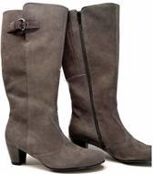Gabor Dames Klassieke laarzen - Grijs - Maat 41