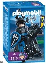 Playmobil Zwarte Ridder - 3315