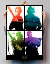 STAR WARS EPISODE VII THE FORCE AWAKENS rebels  - Poster 61 x 91.5 cm