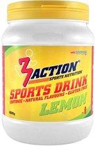 3action Sportdrank Lemon 1 Kg